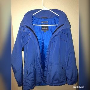 Pacific Trail Blue Outdoor Wear Jacket